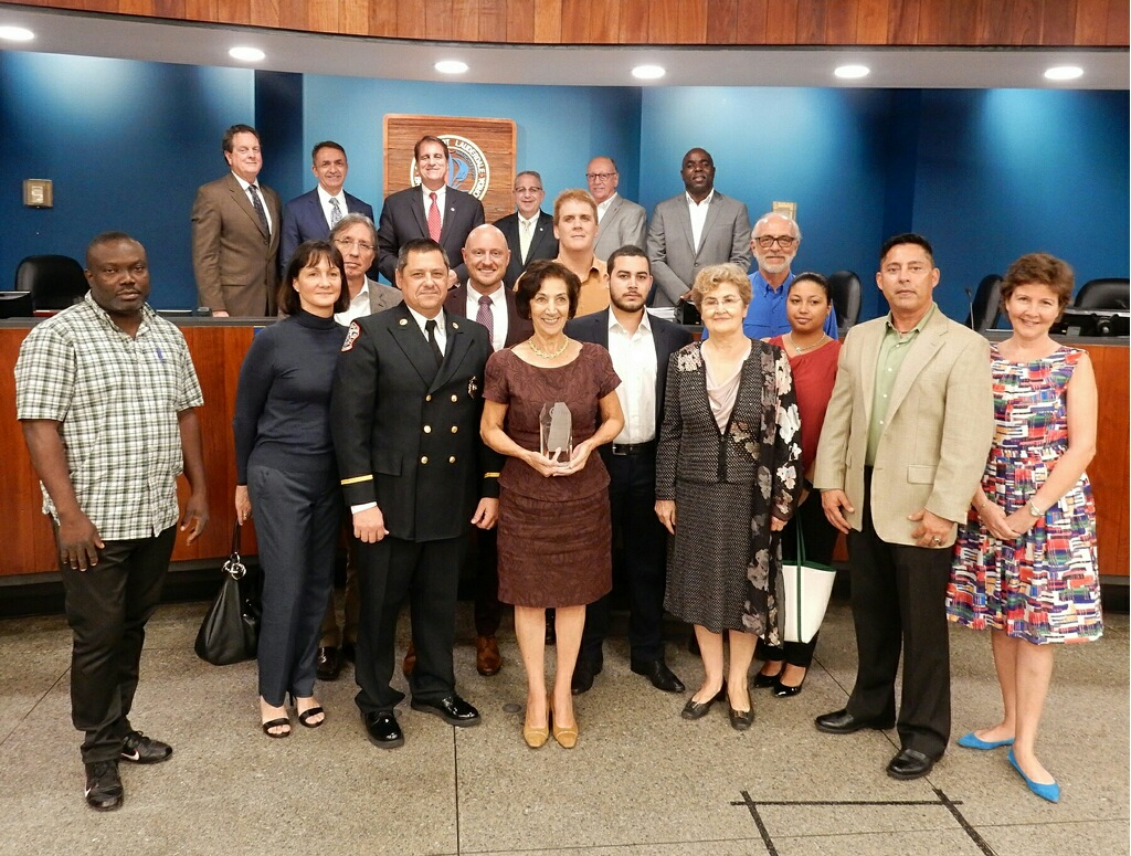Attorney/Commissioner Romney Rogers And The Ft. Lauderdale City Commission Honor