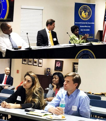 Broward County Bar Association Young Lawyers' Section Boot Camp