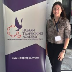 RMZ Partner, Liza Smoker Attends The Human Trafficking Academy At St. Thomas Law School