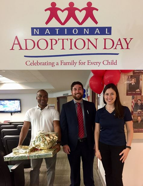 National Adoption Day – 60 Children Found Forever Families