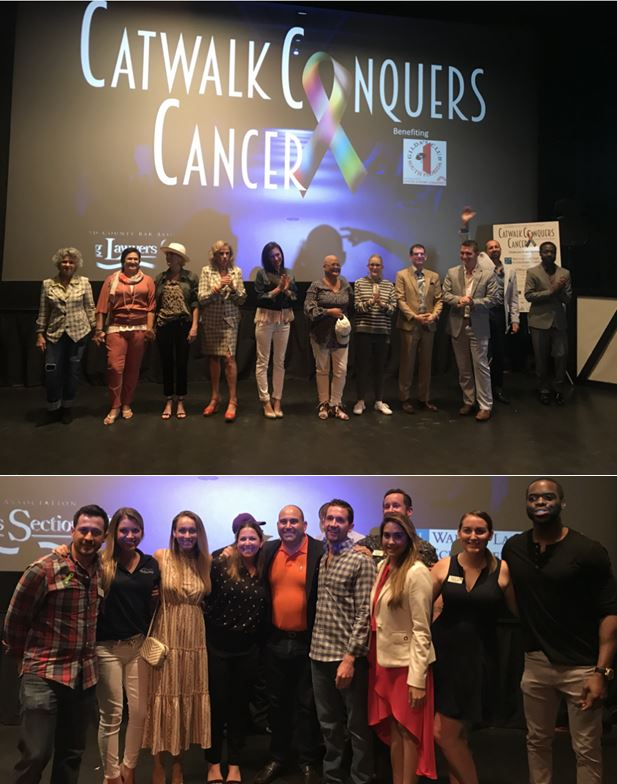 Rmz Supports Catwalk Conquers Cancer Event Benefiting Gilda S Club South Florida Rogers Morris Ziegler Llp